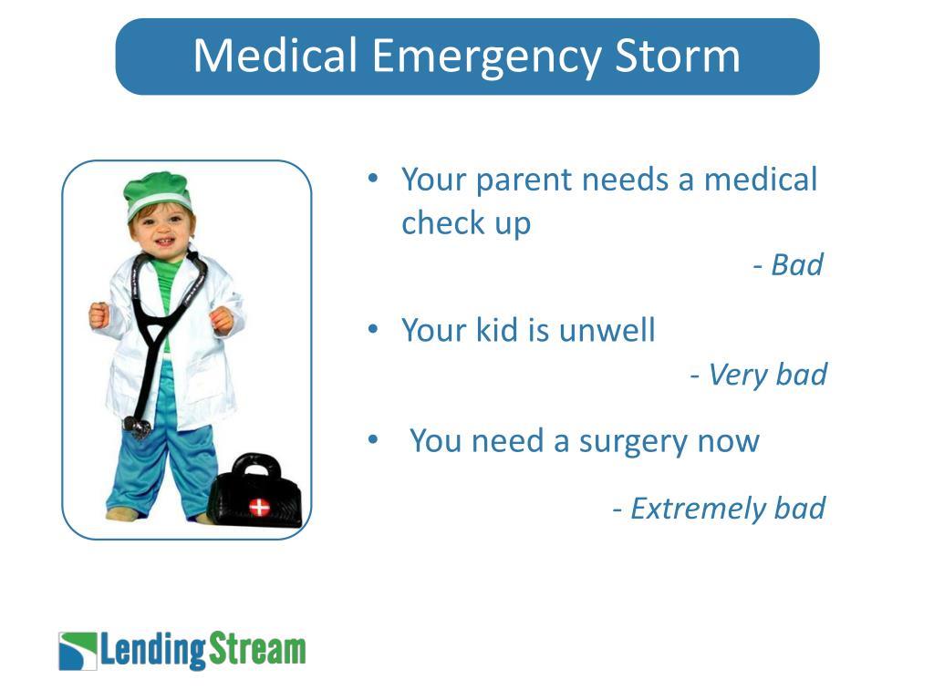 Medical Emergency Storm