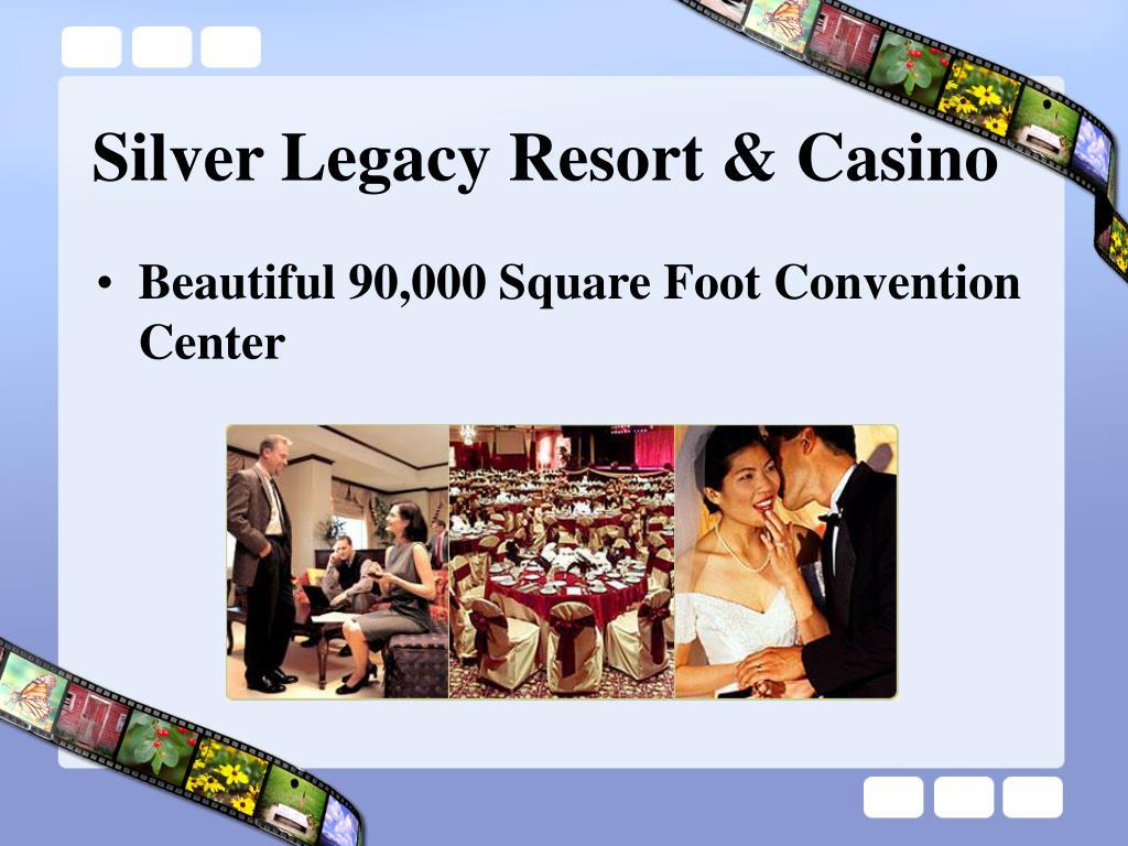 Silver Legacy Resort & Casino