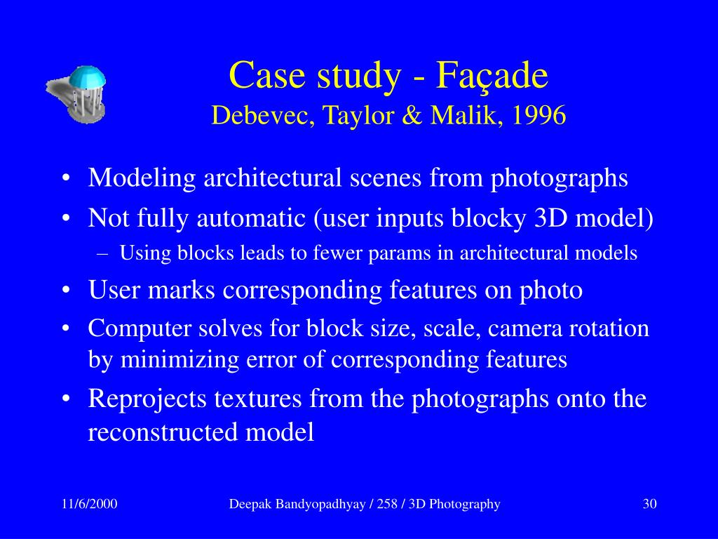 Case study - Façade