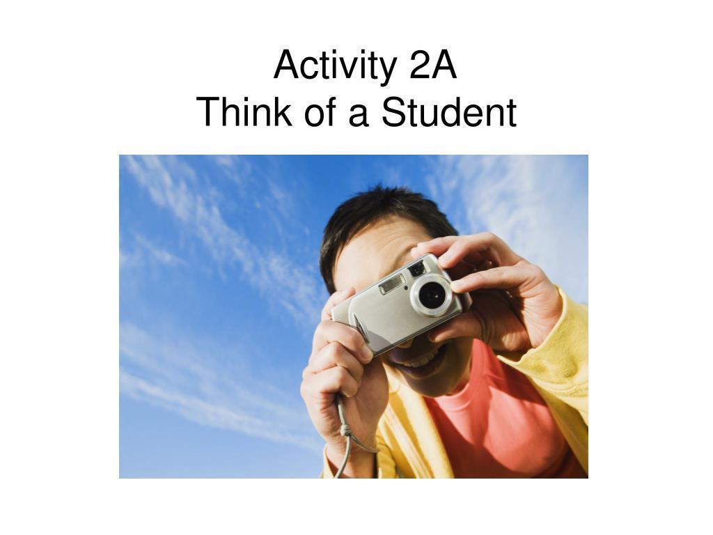 Activity 2A