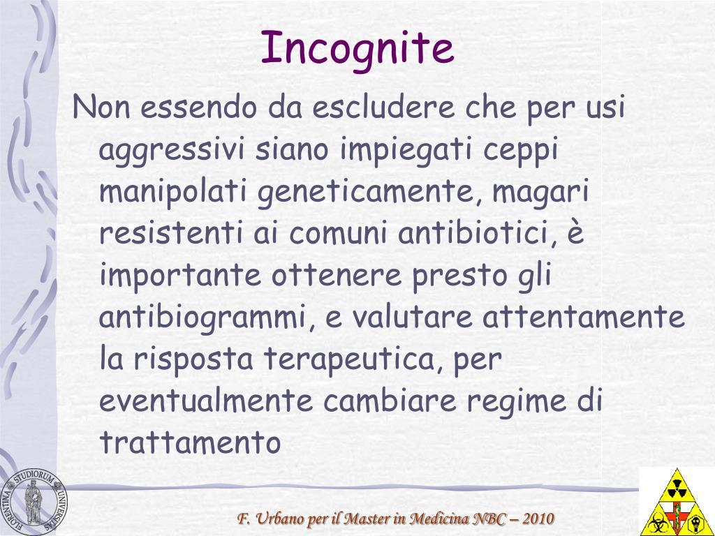 Incognite