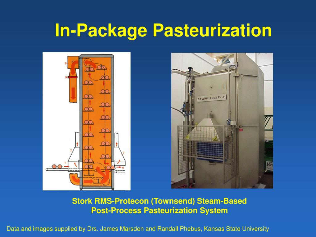 In-Package Pasteurization