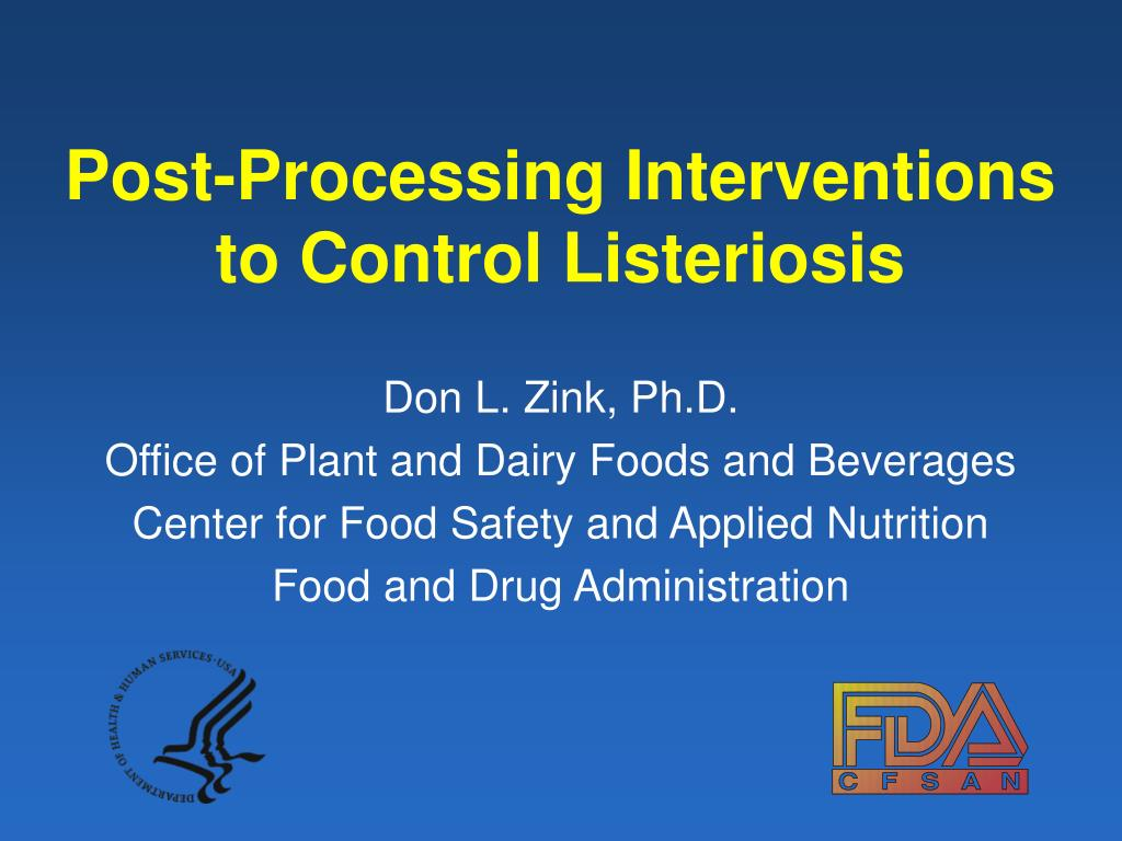 Post-Processing Interventions to Control