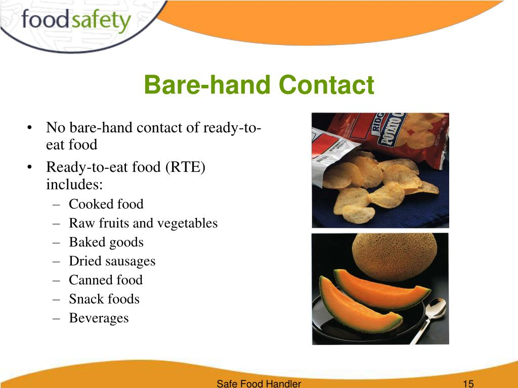 Bare-hand Contact