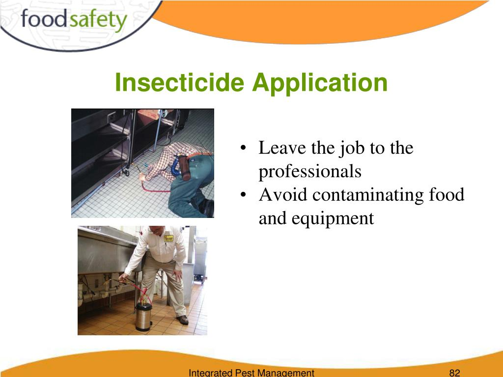 Insecticide Application