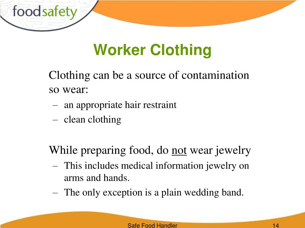 Worker Clothing