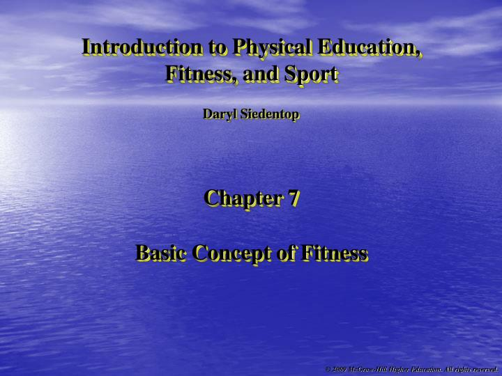 Basic concept of fitness l.jpg