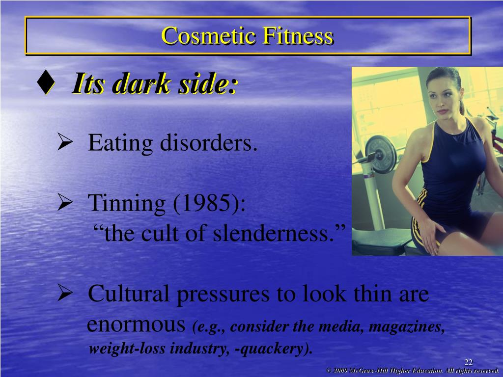 Cosmetic Fitness
