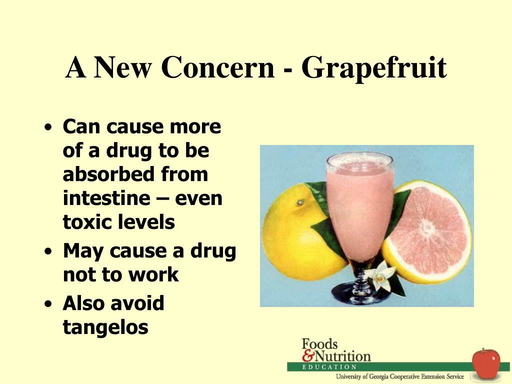 A New Concern - Grapefruit