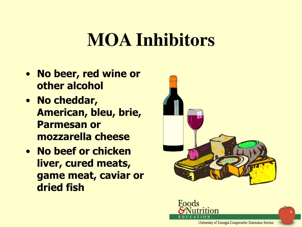 MOA Inhibitors