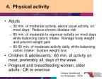 4 physical activity22