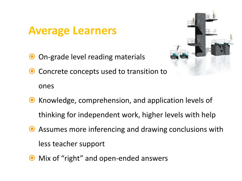 Average Learners