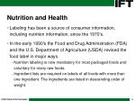 nutrition and health9