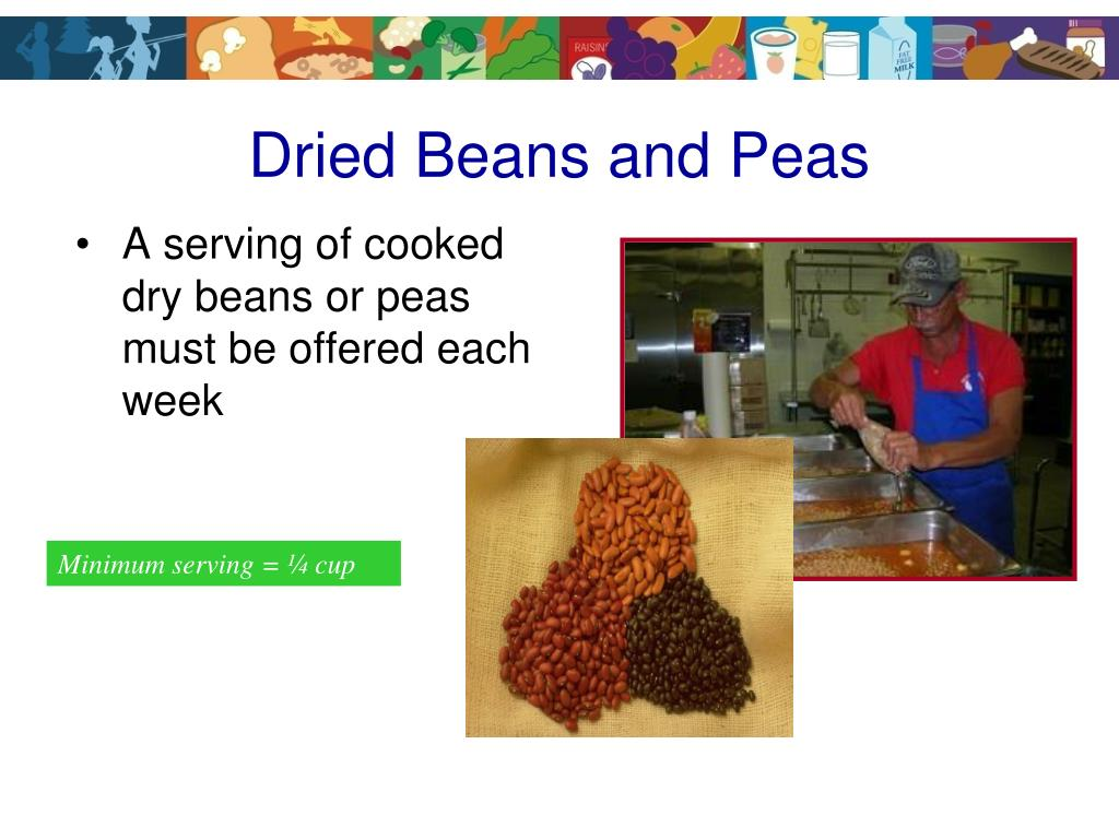 Dried Beans and Peas