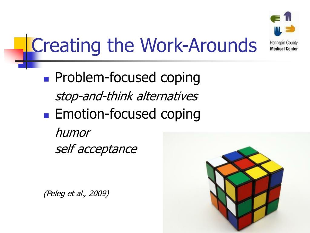 Creating the Work-Arounds