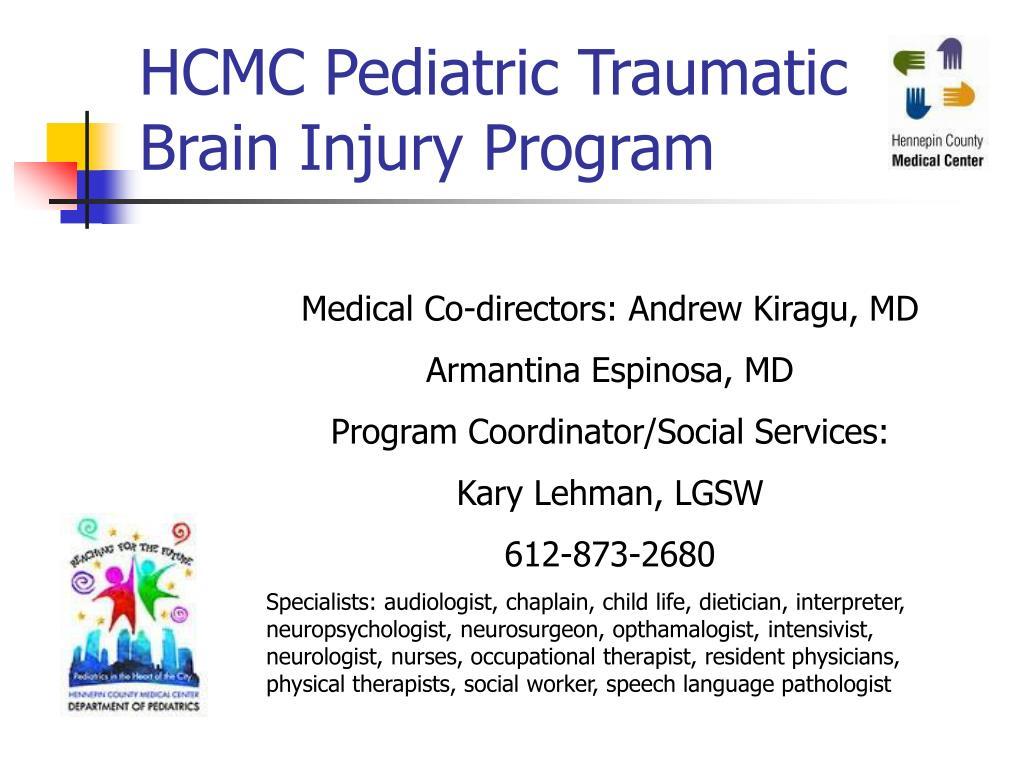HCMC Pediatric Traumatic