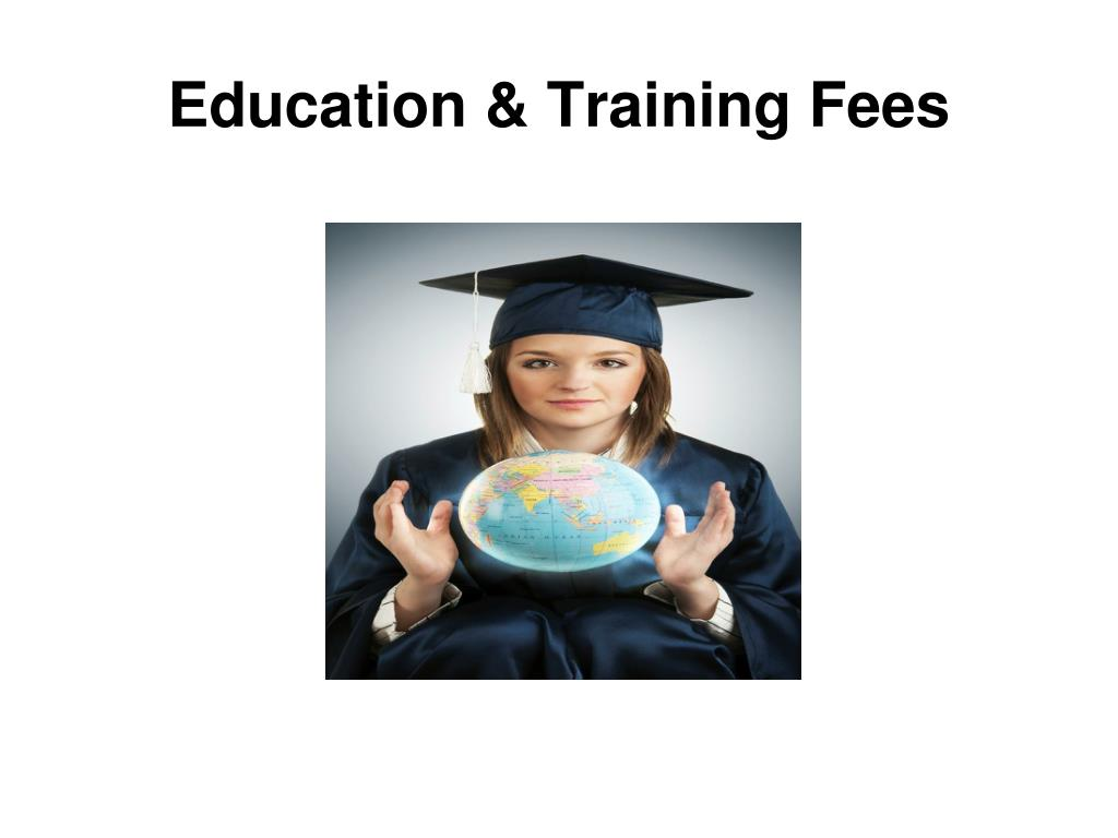 Education & Training Fees