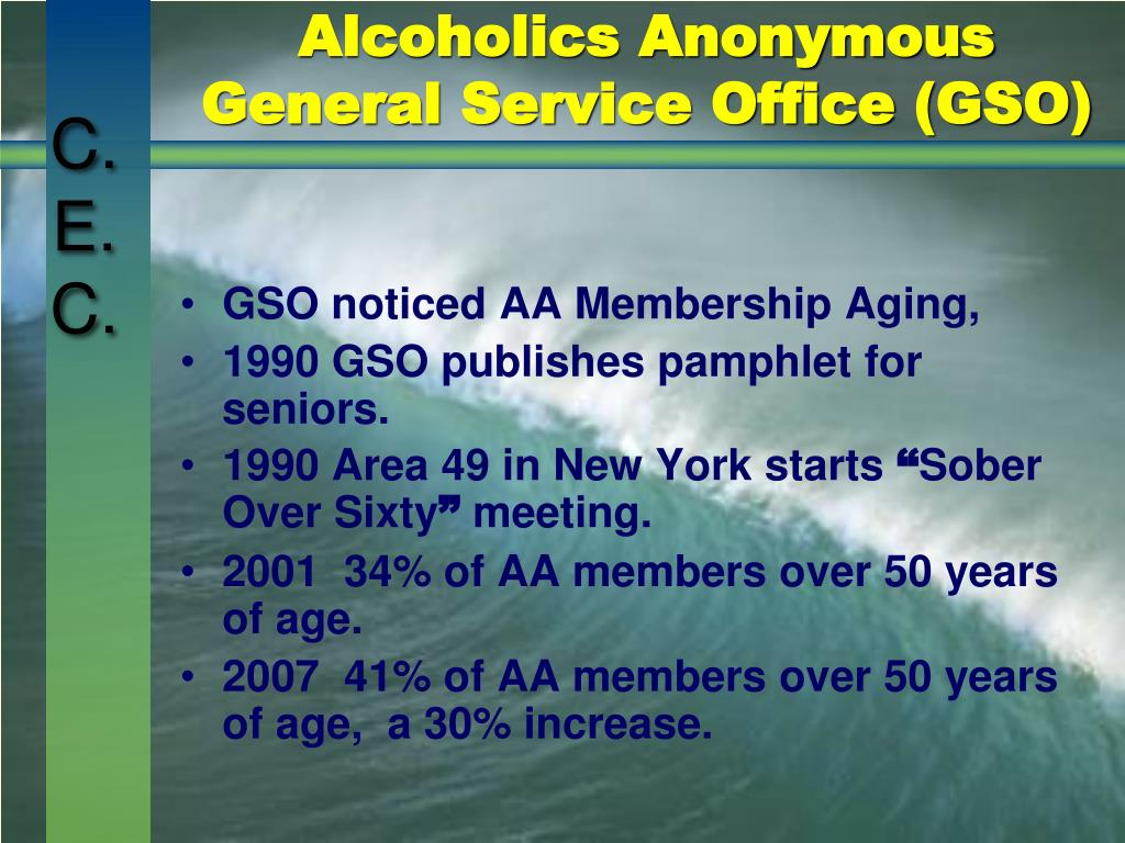 Alcoholics Anonymous General Service Office (GSO)