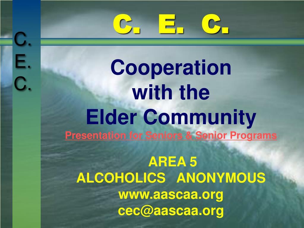 C.  E.  C.