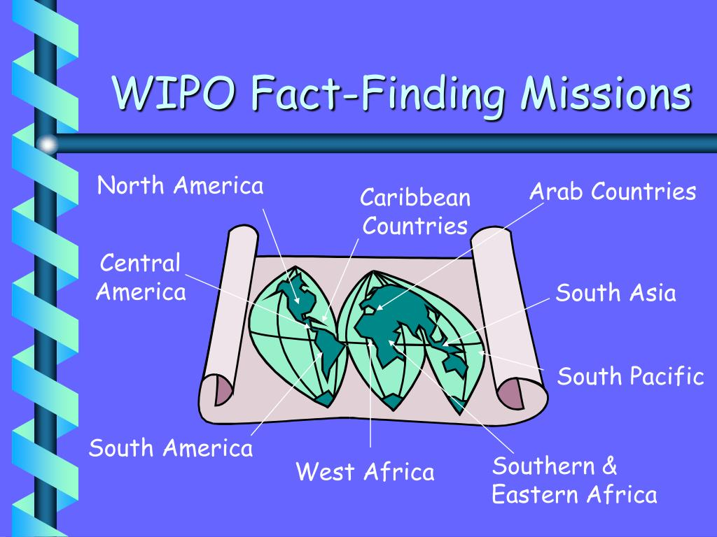 WIPO Fact-Finding Missions