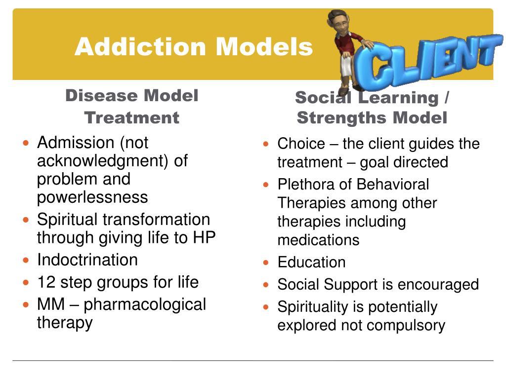 Addiction Models