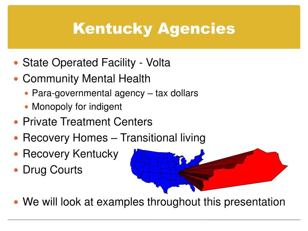 Kentucky Agencies