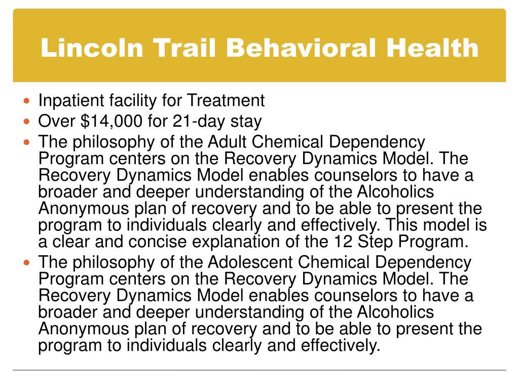 Lincoln Trail Behavioral Health