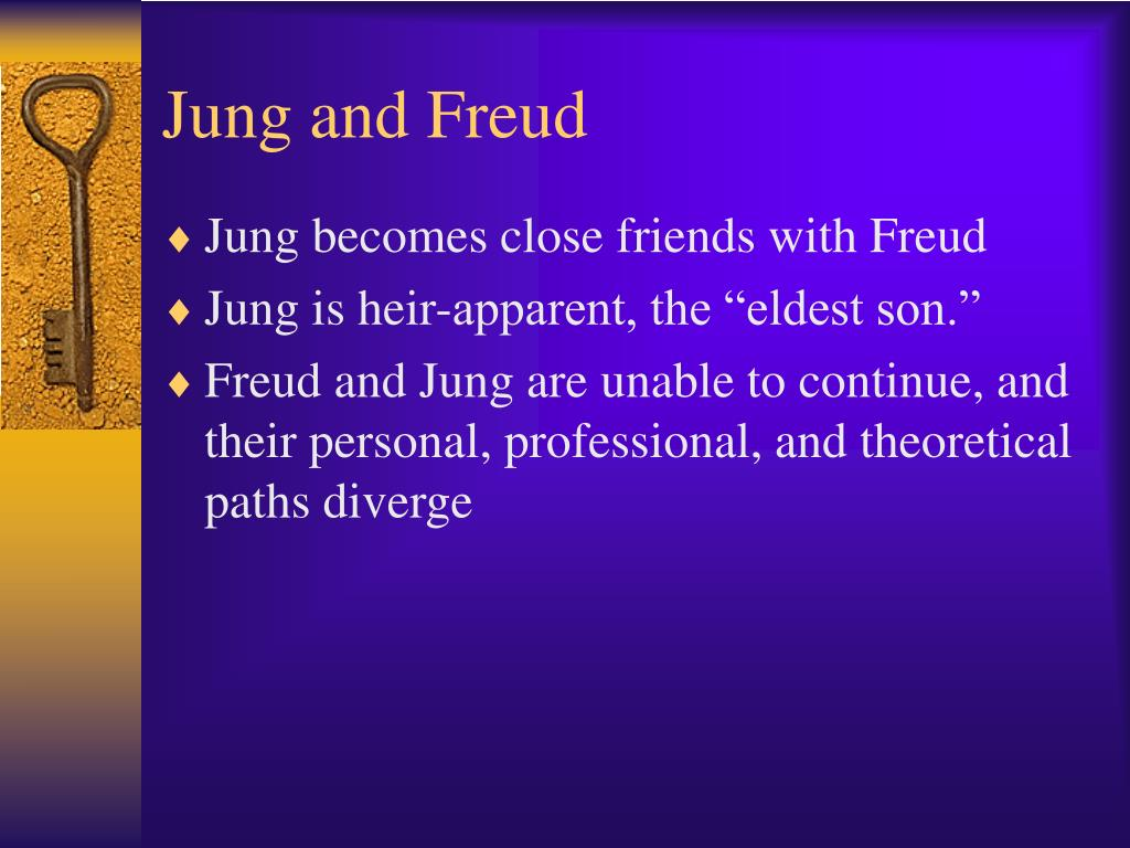 Jung and Freud
