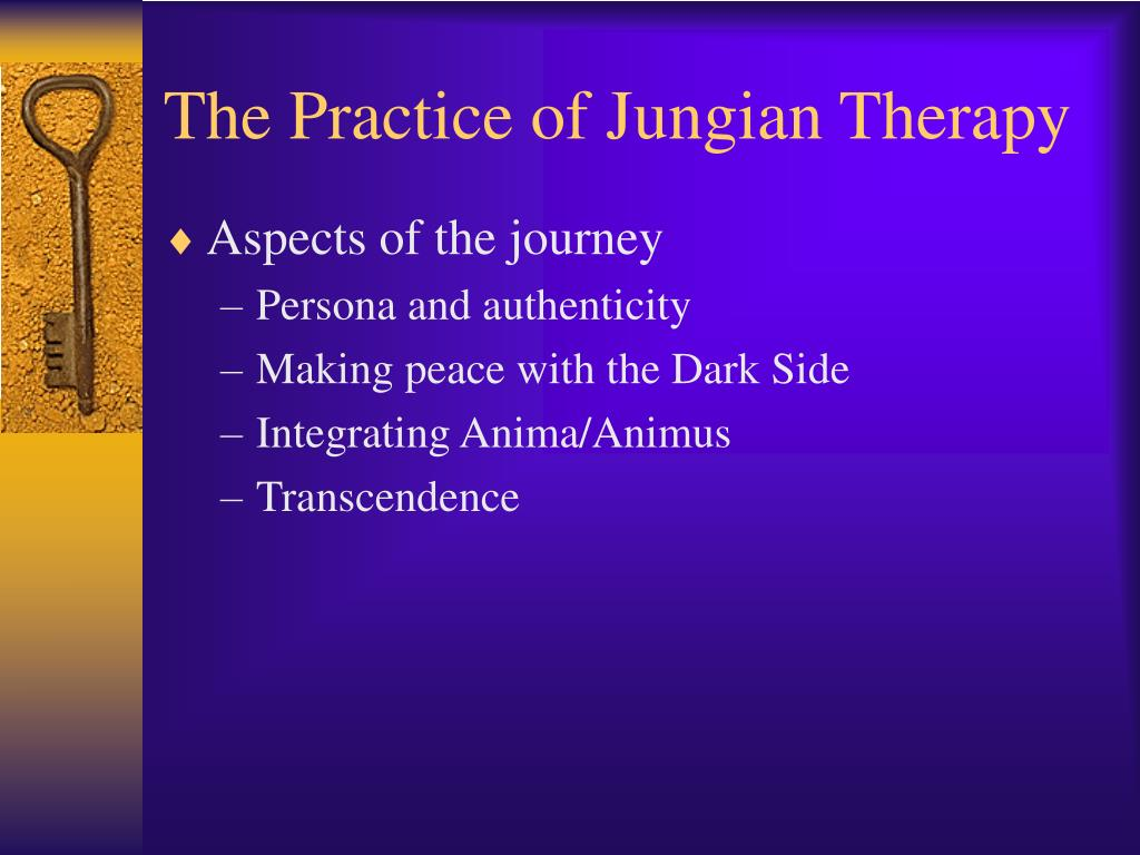 The Practice of Jungian Therapy
