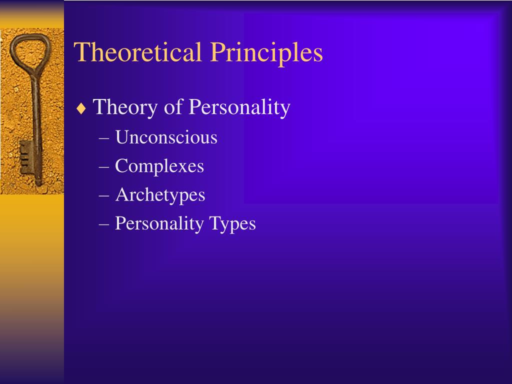 Theoretical Principles