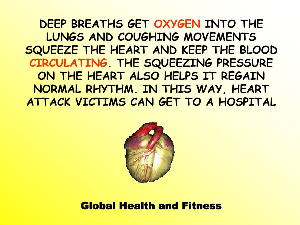 DEEP BREATHS GET
