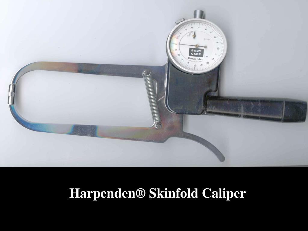 Harpenden® Skinfold Caliper
