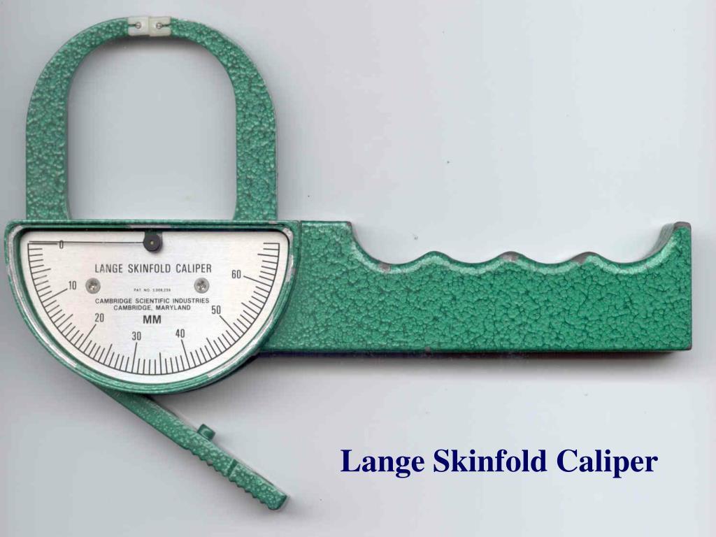 Lange Skinfold Caliper