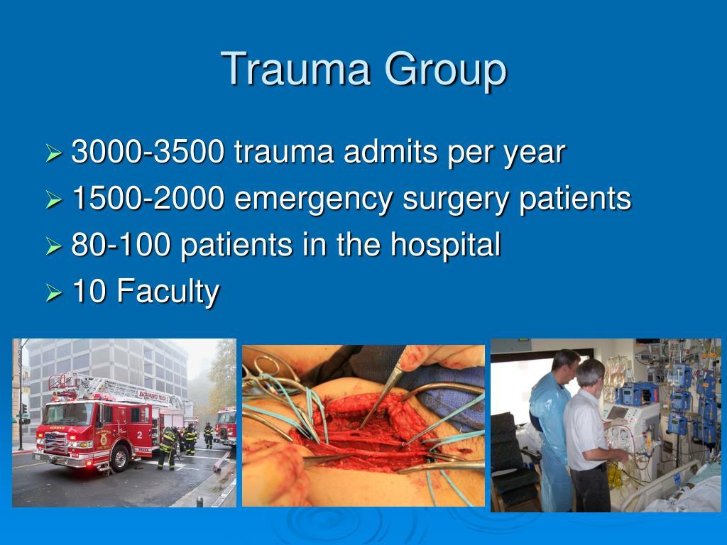 Trauma Group