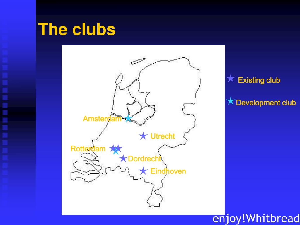 The clubs
