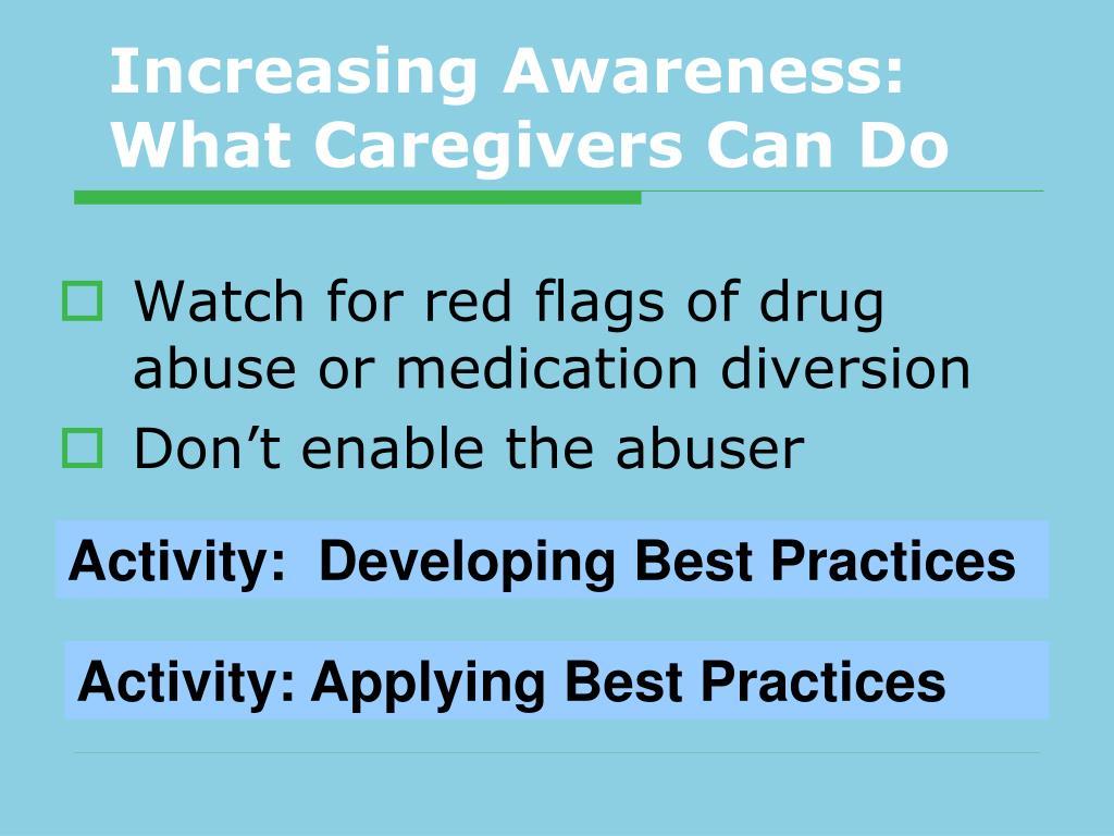 Increasing Awareness: