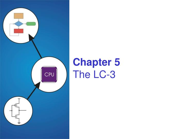 Chapter 5 the lc 3