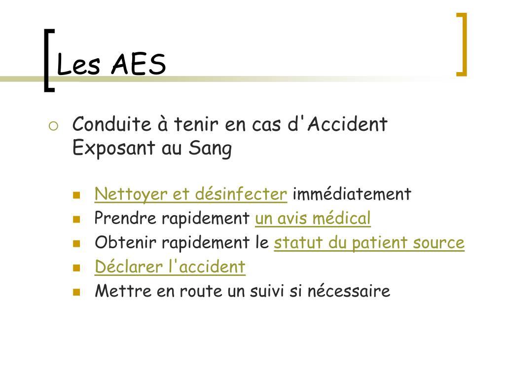 Les AES