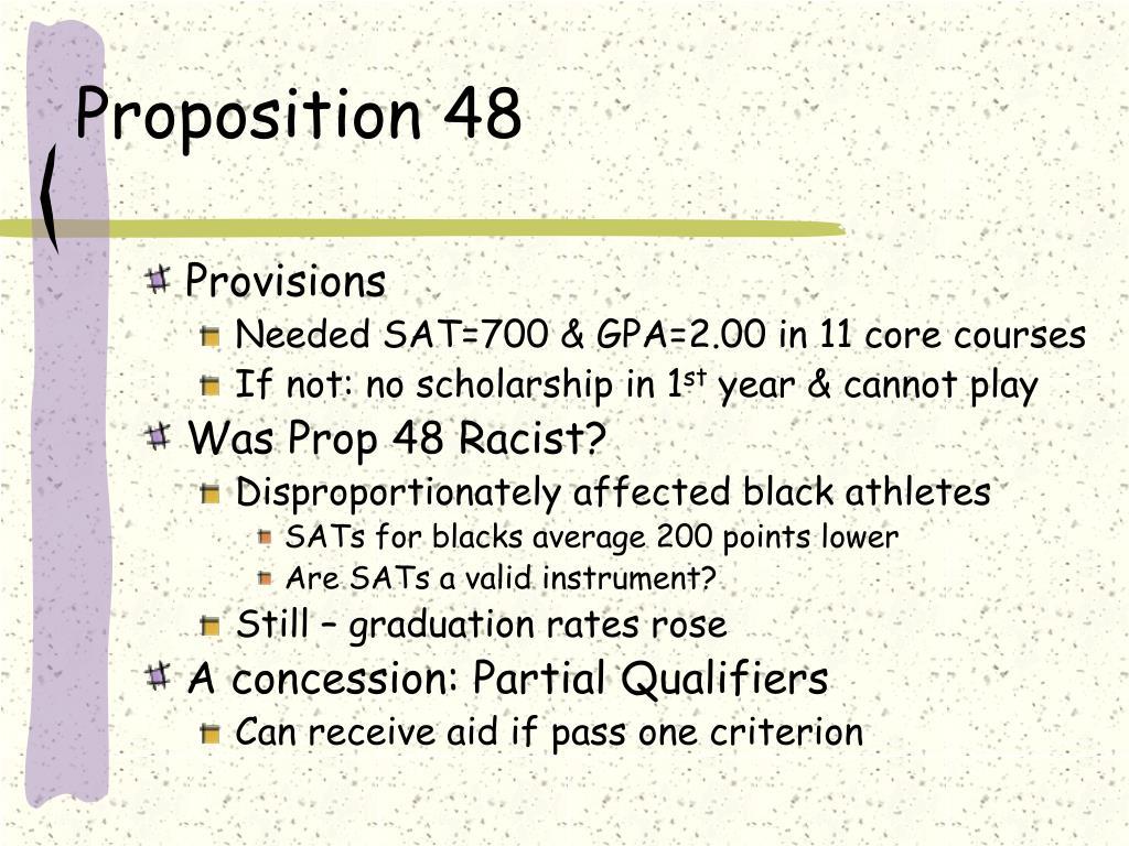 Proposition 48