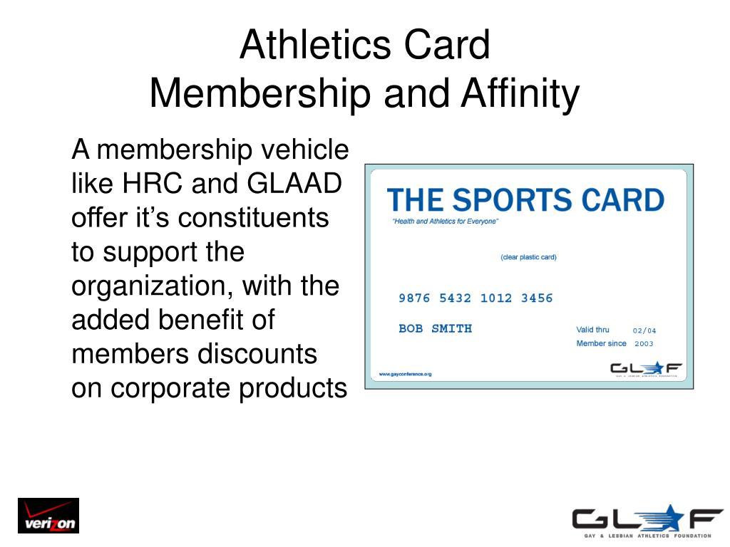 Athletics Card
