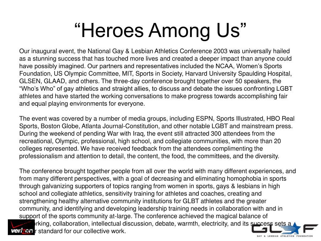 """""""Heroes Among Us"""""""