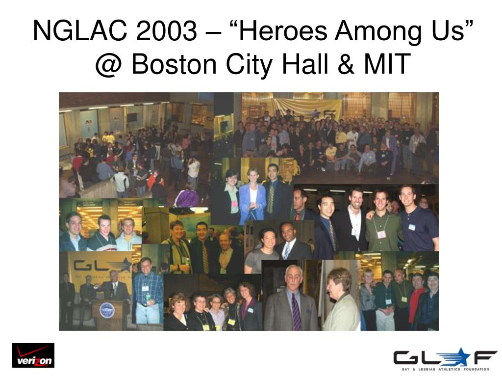 """NGLAC 2003 – """"Heroes Among Us"""""""