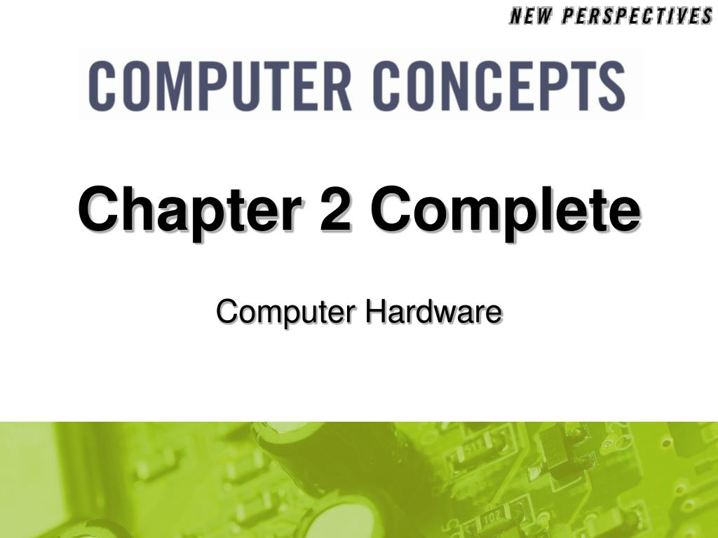 Chapter 2 Complete