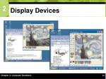 display devices36