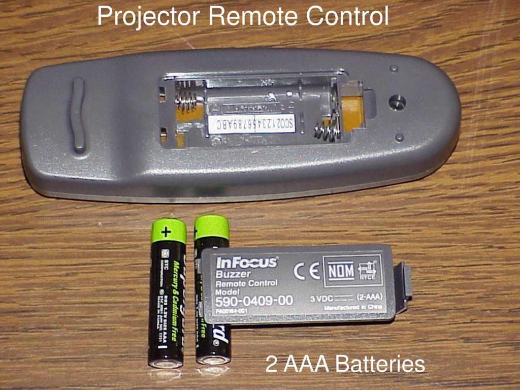 Projector Remote Control