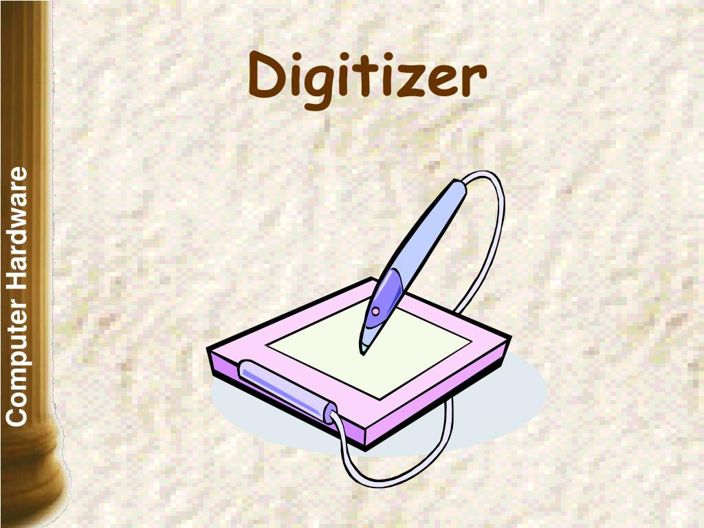 Digitizer