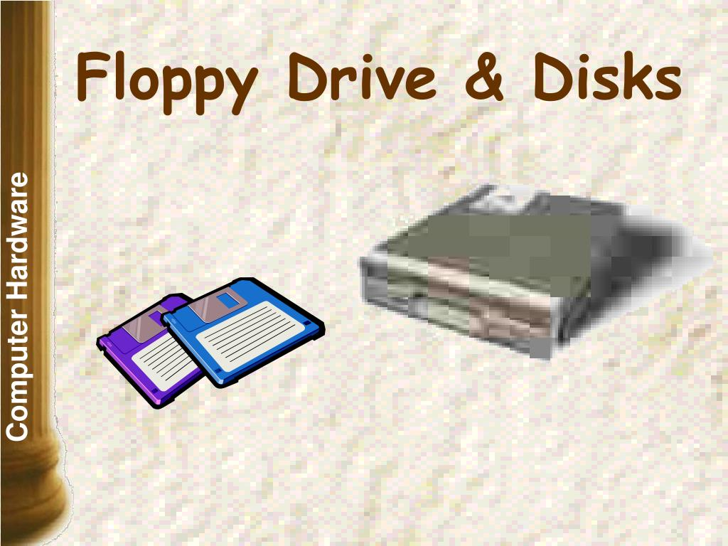 Floppy Drive & Disks