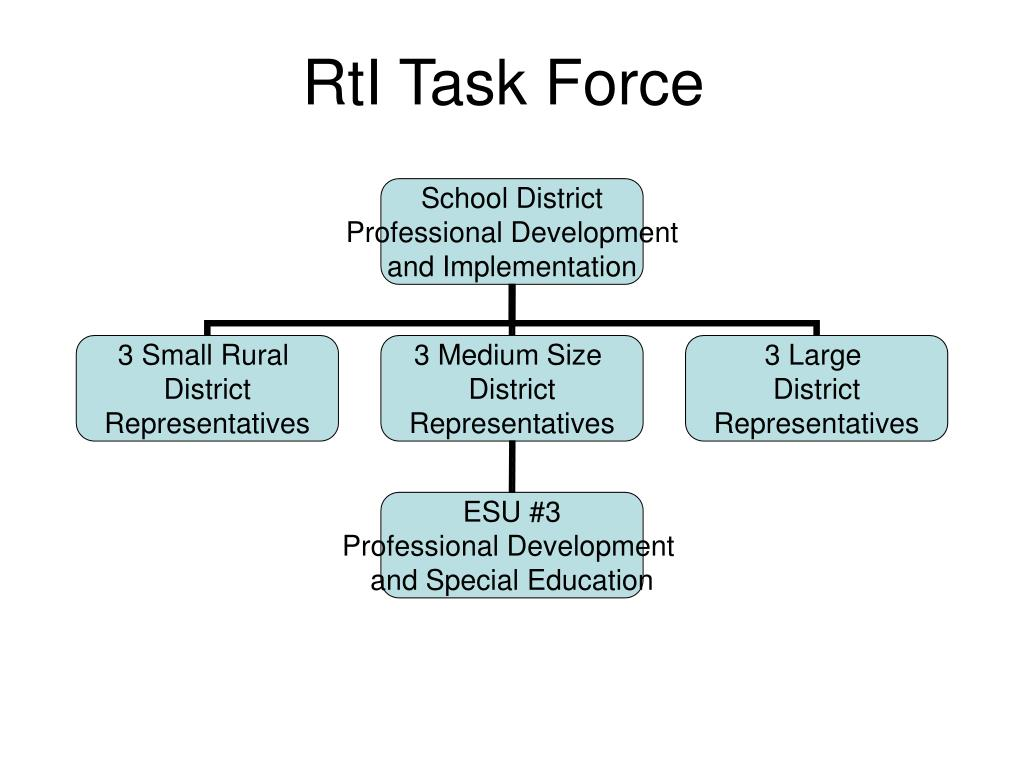 RtI Task Force