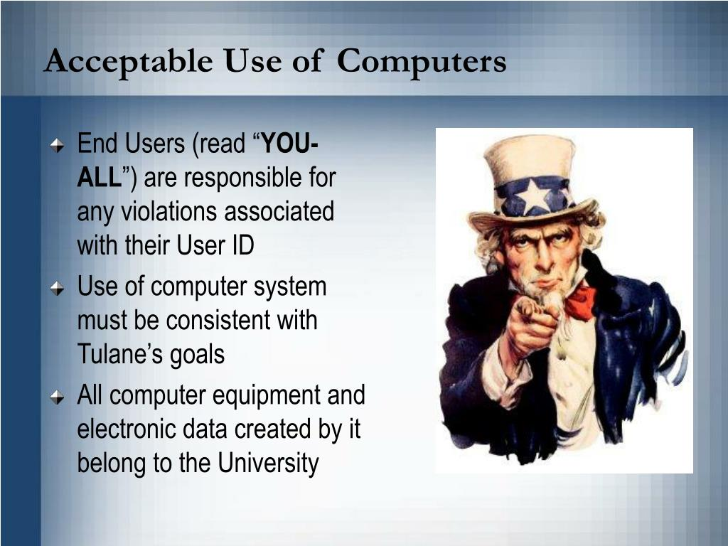 """End Users (read """""""