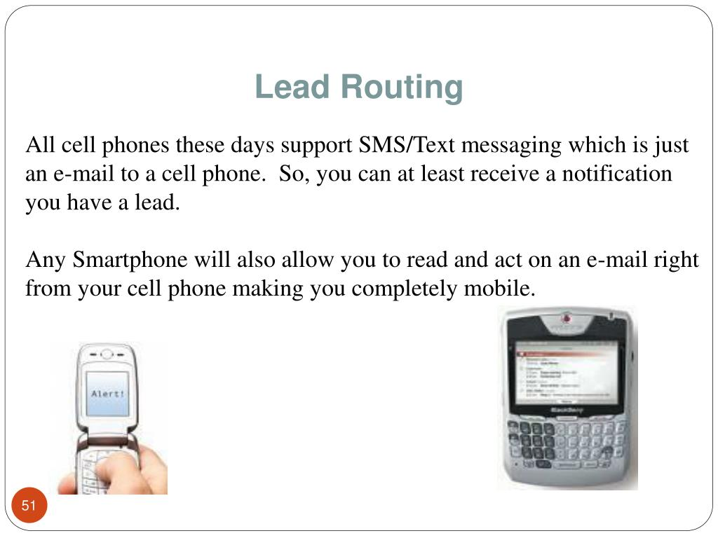 Lead Routing